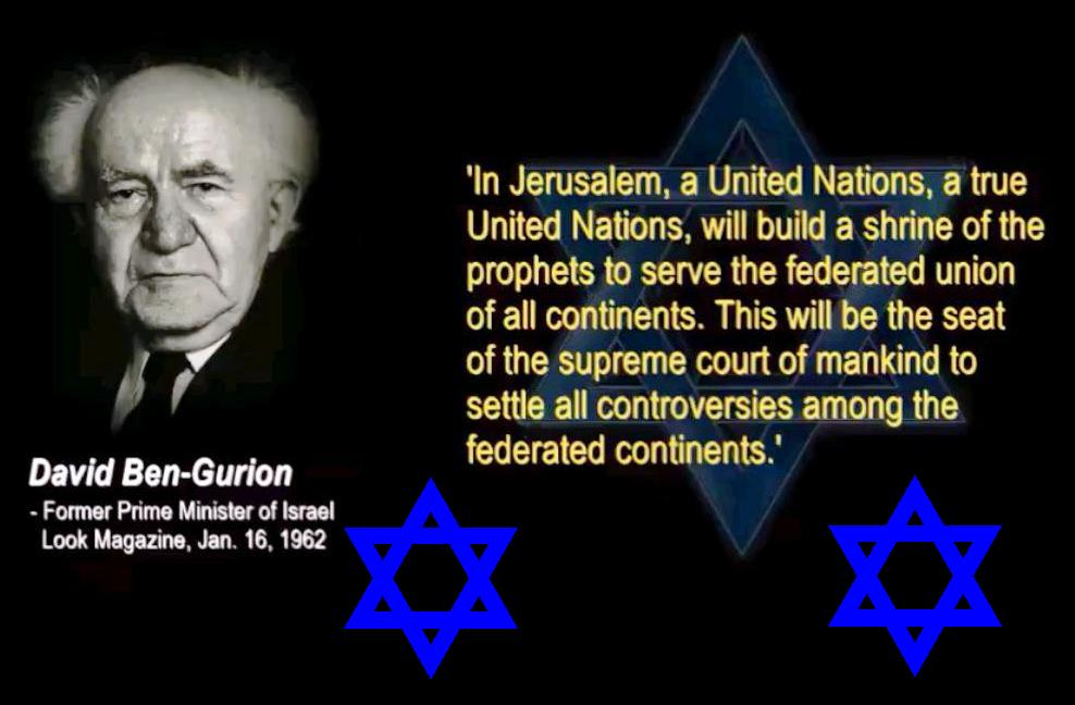 Quote David Ben-Gurion