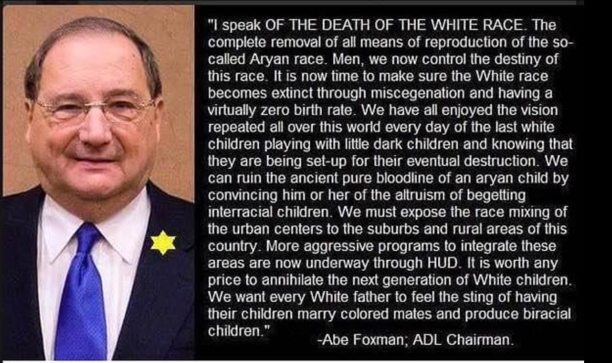 White-Genocide-Abe-Foxman