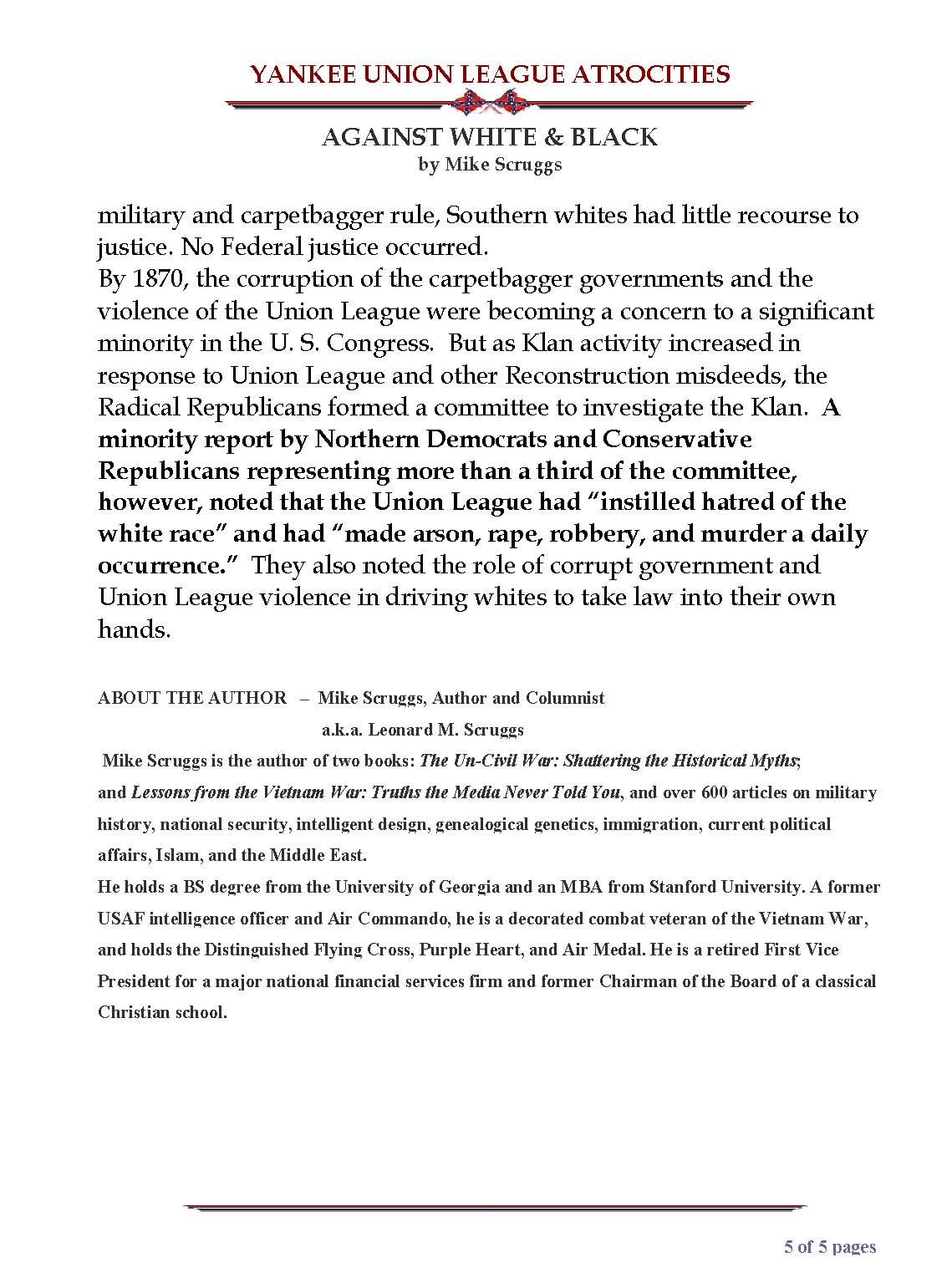 YANKEE UNION LEAGUE ATROCITIES AGAINST WHITE and BLACK_Page_5
