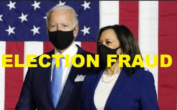 Biden-Harris , Election Fraud