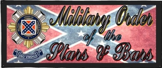 Military Order of the Stars & Bars BANNER