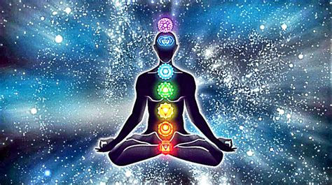 chakras of thre body