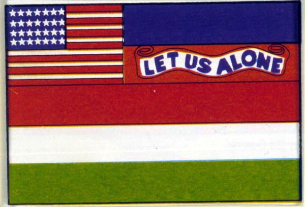 1845 FLORIDA State Flag